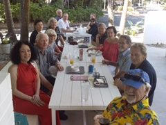 Lunch Meeting with Cairns West Rotary