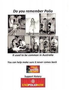 Polio Flyer
