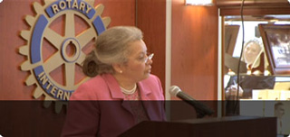 The history of Women in Rotary